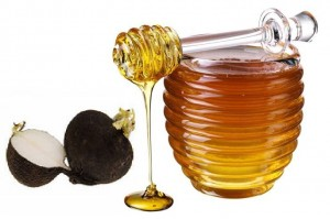 Редька с медом от кашля. Популярные рецепты